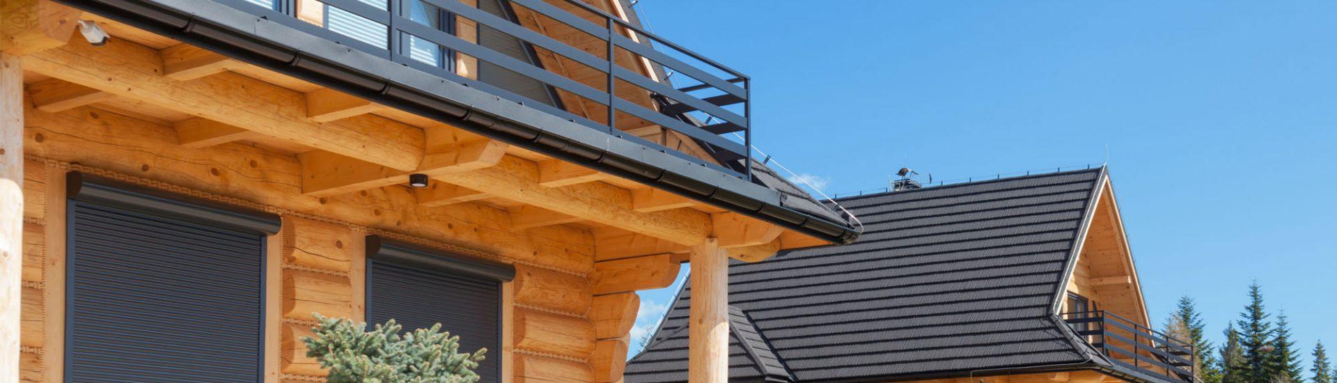 Ein Holzhaus bietet einen hohen Wohnkomfort